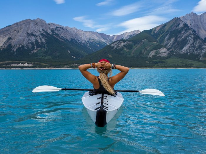 canoë kayak gongflable